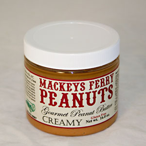 All Natural Peanut Butter (Creamy)