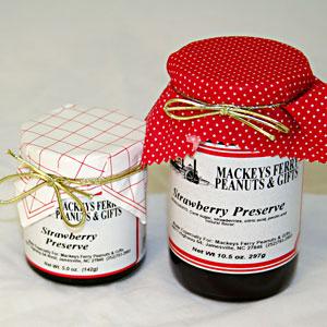 strawberry-preserve