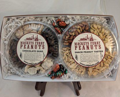 Decorative Cardboard Snack Box